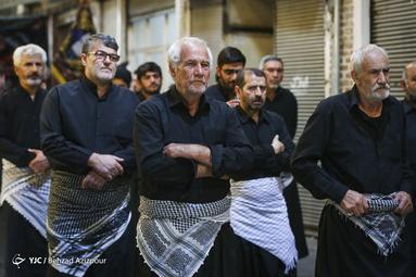 هیئتِ ما/ سوگواری در بازار تبریز