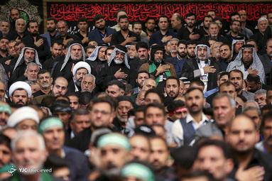 دیدارموکبداران عراقی با رهبر انقلاب