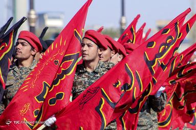 مراسم رژه نیروهای مسلح در زنجان