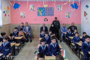 مراسم «جشن شکوفهها» با حضور وزیر آموزش و پرورش