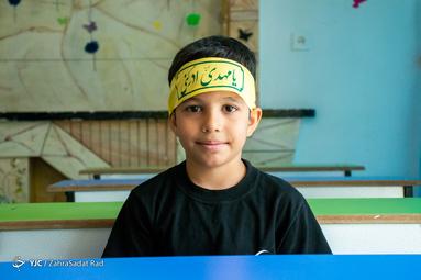 محمد طاها صمدی: در آینده دوست دارد «پلیس» بشود.