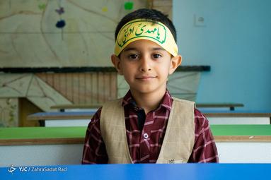 علی اصغر ایزدی: در آینده دوست دارد «دکتر» بشود.