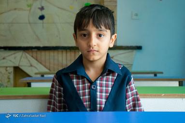 محمد حسین محسنی: در آینده دوست دارد «رهبر» بشود.
