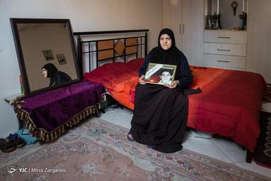 مادران بهشتی/ بلقیس ایروانی مادر شهید ناصر ثانوی دباغیان