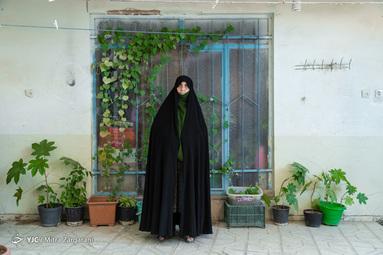 مادران بهشتی/ سیده صدیقه حسینی همسر شهید سید علی اکبر حسینی