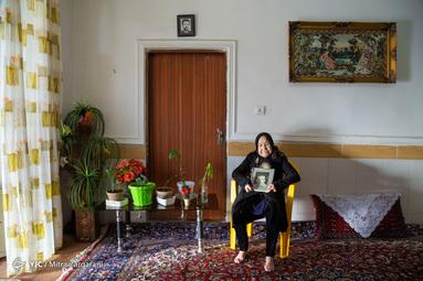 مادران بهشتی/ رباب قلیچ مادر شهید جلال آزاد