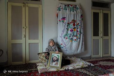 مادران بهشتی/ فاطمه فخری مادر شهیدحسین شریعتی