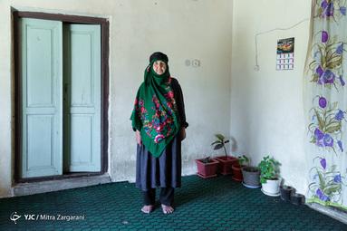 مادران بهشتی/ سیده طاهره حسینی مادر شهید سید حسین حسینی