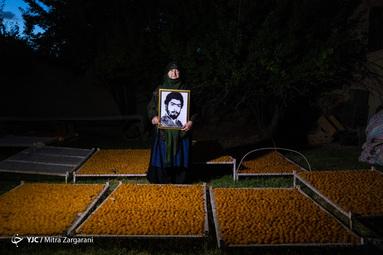مادران بهشتی/ سیده زهرا رضوی مادر شهید سید محمد رضوی فرزند سید حسین