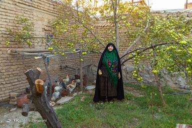 مادران بهشتی/ سیده سکینه حسینی همسر شهید سید علی اصغر حسینی