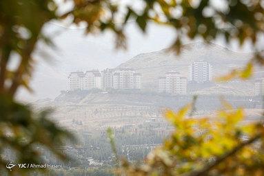 آلودگی هوای مشهد در وضعیت هشدار