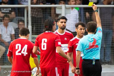 جام حذفی فوتبال/ پاس همدان ۱ - تراکتور سازی تبریز ۲