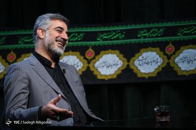 مثبت اشک حاج ابوالفضل بختیاری مداح اهل بیت (ع)