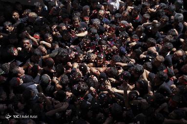 مراسم سنتی مذهبی قالیشویان مشهد اردهال