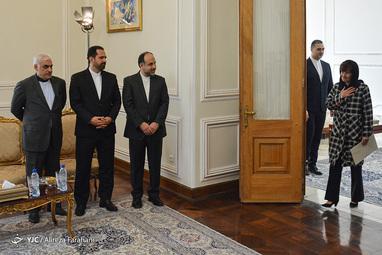 دیدار سفیر جدید استرالیا با وزیر امور خارجه