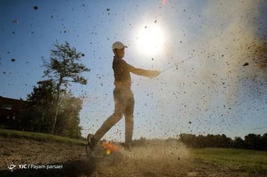 مسابقات گلف قهرمانی کشور در مجموعه ورزشی انقلاب