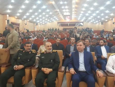 ششمین همایش ملی شناورهای تندرو با حضور سردار سلامی