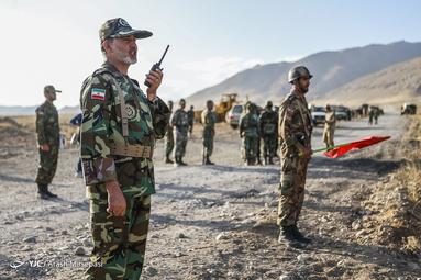 رزمایش غیر مترقبه نیروی زمینی ارتش در شمال غرب کشور