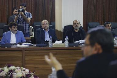 جلسه مجمع تشخیص مصلحت نظام /۱۷ مهر ۹۸
