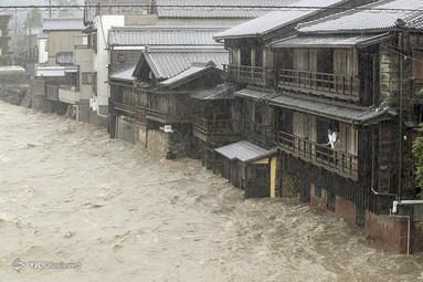 طوفان هاگیبیس در ژاپن