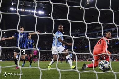 لیگ قهرمانان اروپا/منچسترسیتی ۵ - آتالانتا ۱