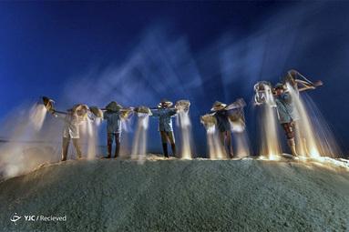 عکسی از عکاس ویتنامی دو توان انگوس