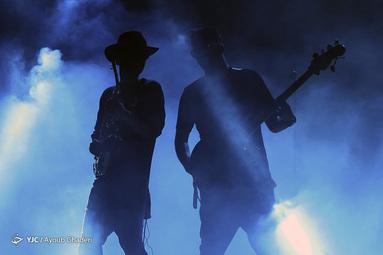 کنسرت شهاب مظفری در کیش