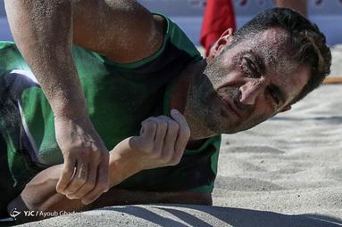 مسابقات نجات غریق قهرمانی کشور در کیش