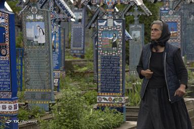 قبرستانی در روستای سپینتا - رومانی