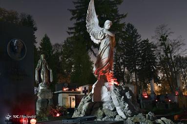 قبرستان شهر لووف - اوکراین