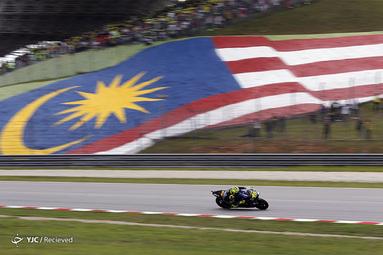 مسابقات موتو جیپی در مالزی