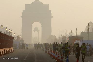 آلودگی هوا در دهلی نو