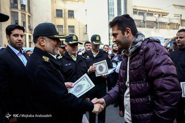 طرح رعد ۳۰ پلیس پیشگیری پایتخت