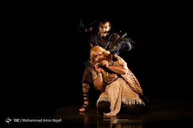 مراسم افتتاحیه ۲۶ مین جشنواره بین المللی تئاتر کودک و نوجوان-همدان
