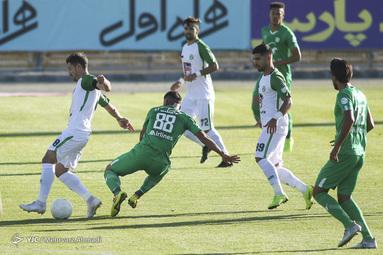 لیگ برتر فوتبال/ ماشینسازی ۲ - ذوب آهن ۱