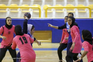 لیگ برتر هندبال بانوان/ کیش ایر ۲۵ - تاسیسات دریایی ۱۹