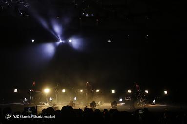 کنسرت گروه شیلر