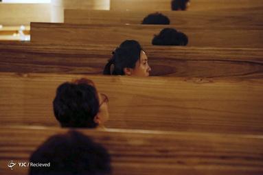 مراسم نمادین تدفین در کره جنوبی