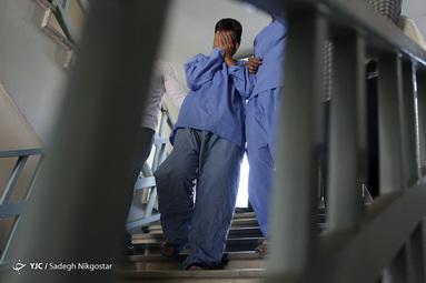 دستگیری باند آدم رباها