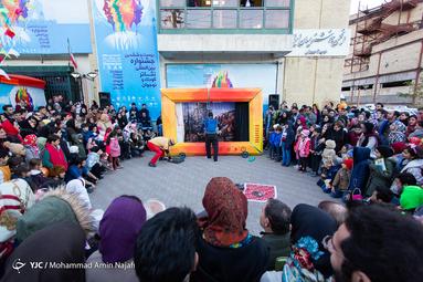 آخرین روز جشنواره بین المللی تئاتر کودک و نوجوان