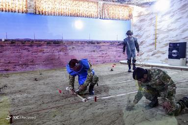 افتتاح نخستین مرکز آموزش بین المللی مین زدایی