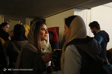 سحر دولتشاهی رونمایی از آلبوم مشترک همایون شجریان و علیرضا قربانی