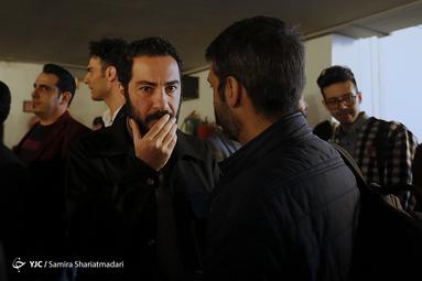 نوید محمدزاده رونمایی از آلبوم مشترک همایون شجریان و علیرضا قربانی