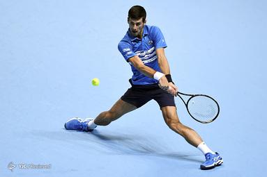 شکست نواک جوکوویچ در تور ATP لندن