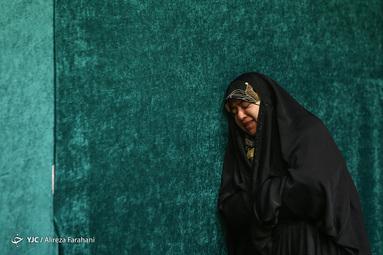 تشییع پیکر بسیجی شهید محمدمهدی رضوان