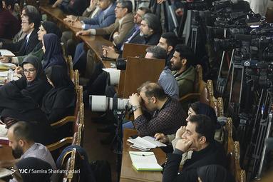 نشست خبری« رئیس مجلس شورای اسلامی»