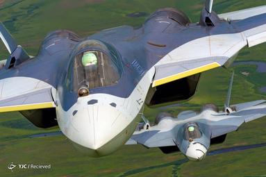 جنگنده سو-57