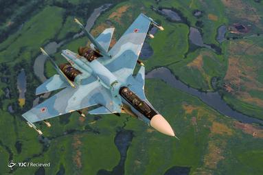 جنگنده نسل 4+ سو -30