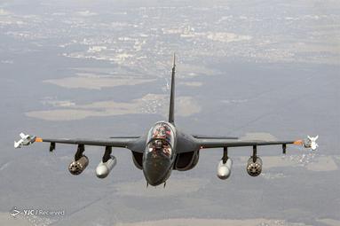 هواپیمای جنگی - آموزشی یاک-130