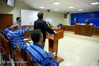 دومین جلسه رسیدگی به پرونده فساد ارزی گروه «طرح و نقشه پناهی»